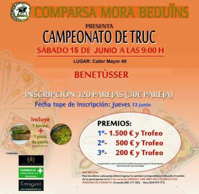 CAMPEONATO DE TRUC